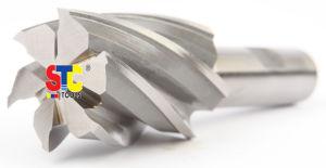 Molinos de extremo multi de las flautas del acero de alta velocidad