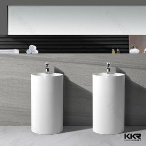 Lavabo ext rieur solide autonome de salle de bains de for Lavabo exterieur