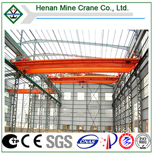 3 toneladas a EOT Crane System de 20ton Double Girder