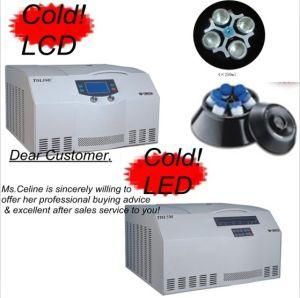 Таблиц-Тип низкоскоростная Refrigerated центробежка TDL5M
