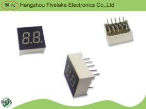 Afficheur LED duel de segment des chiffres 7 de 0.3 pouce (WD03021-A/B)