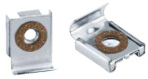 Braçadeira de vidro do aço inoxidável (FS-3113)