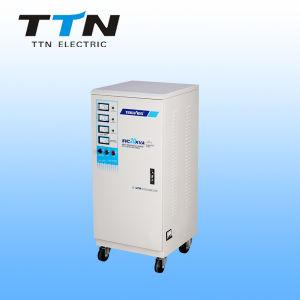 Stabilisateur Plein-Automatique d'énergie électrique à C.A. de série triphasée de SVC