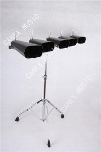Sonnaille/sonnaille avec la sonnaille d'instrument de /Percussion du stand (CX-05)
