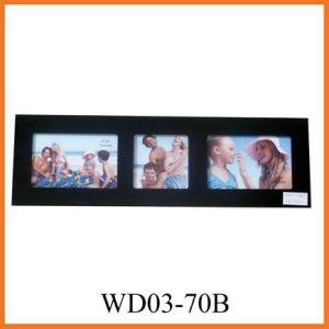 Деревянная рамка фотоего (WD03-70B)
