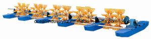 Paddlewheel Multi-Impeller Aerator avec 10 et 16 Impellers