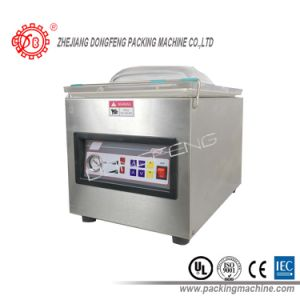 Machine à emballer de vide avec le coupeur (DZ-300A)