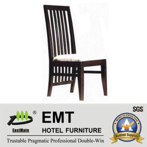 Chaise en bois d'hôtel de conception créatrice de dossier (EMT-HC82)