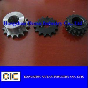 Rouleau de pignon en acier en acier de transmission