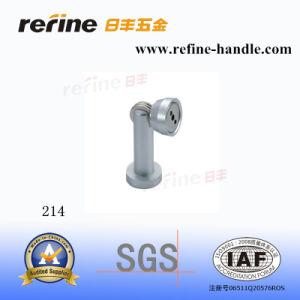 Arrêt de porte magnétique en aluminium (L-214)
