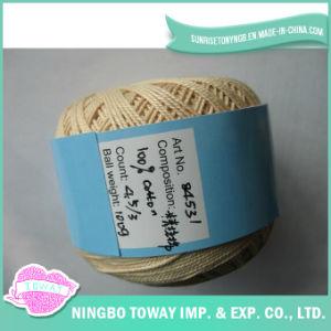 100% Coton Cross Stitch Knitting Thread Laine Fils fantaisie