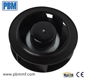 190mm Electric Backward Curved Ec Centrifugal Fan
