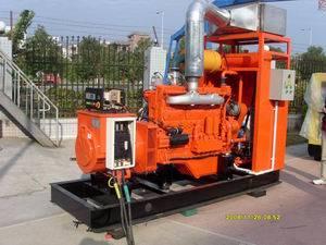 Зоны применения электричества генератора природного газа