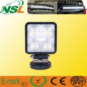 Automobile carrée 15W LED outre de lumière de route, lampe de 4x4 LED (NSL1505S-15W)
