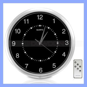 PIR DVR Camera, Clock Camera 720p mit Remote Control (CC-02)