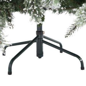 pies led de del pino nevado rbol de navidad artificial