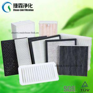 Filters HEPA voor de Stofzuigers van het Huishouden