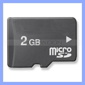 Soem 2GB TF Card Sd Memory SDHC Card