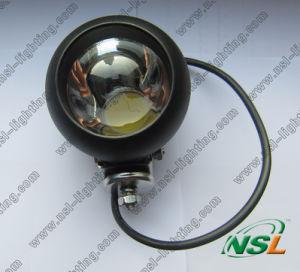 Lumières automatiques de travail de la puissance élevée 25W LED avec le morceau de CREE utilisé pour 4x4 cultivant, extrayant, camion, excavatrice, bateau, vélo
