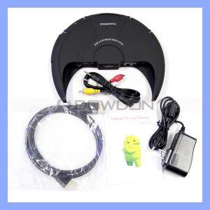Google Fernsehapparat-Kasten, Doppelkern, Android 4.0 intelligenter Fernsehapparat-Kasten, Mini-PC, FernsehapparatDongle, intelligenter Fernsehapparat-Kasten (KB-806)