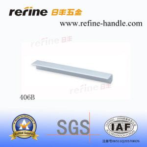 Meubles Hardware Cabinet Handle dans Aluminum (L-406B)