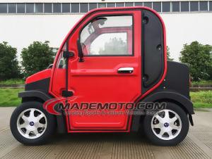 150kmの範囲が付いている熱い販売2.8kw 2ドアの電気自動車