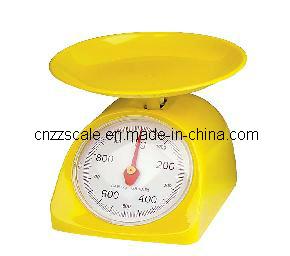 5kg Plastic Kitchen Scale (ZZSP-201)