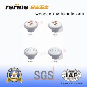 Boutons en céramique pour le Cabinet (C-5832, C-5833, C-5834, C-5835)