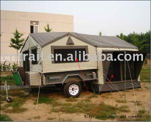 جديد أسلوب [كمبر تريلر] خيمة ([كتّ6005ب])
