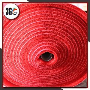 Natte de plancher d'enroulement de PVC
