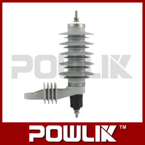 prendedor de borracha do impulso do silicone do óxido de zinco 15kv/10ka