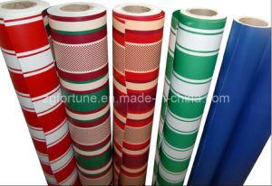 Bandeira colorida do cabo flexível do PVC
