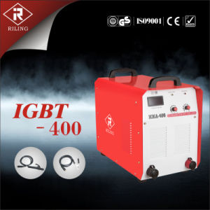 Máquina de soldadura da C.C. de IGBT (IGBT-250/315/400/500)