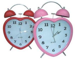 Horloge d'alarme jumelle de Bell (KV3001)