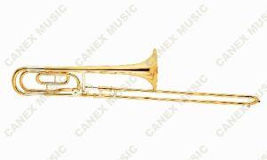 Instruments en laiton/Trombones de glissière de accord teneur en Trombone/(TB24C-L)