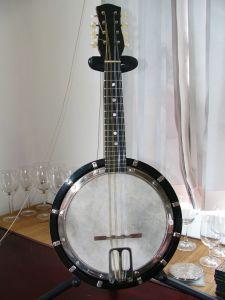 Banjo de Guiars de 5 de chaîne de caractères instruments de musique de banjo