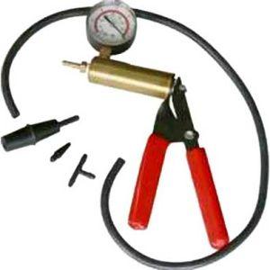 Vacuumpomp handmatig