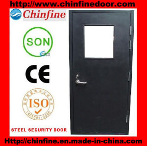 Porte résistante au feu avec du CE (CF-F009)