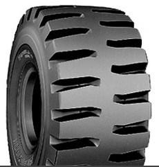 放射状OTRのタイヤ(Bridgestoneパターン)