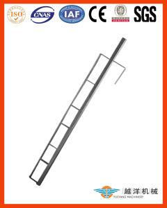 Braçadeira ajustável do Guardrail da segurança para o uso da laje