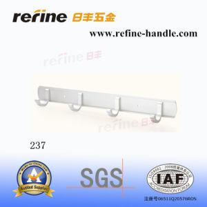 L'aluminium vêtx le crochet pour la salle de bains (L-237)