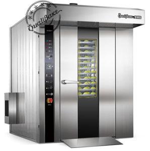 価格Competitve! ! ! マイクロコンピューター制御32の皿のためのディーゼル回転式オーブンラックQven