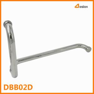 Ducha de acero inoxidable tubo de la manija de puerta con for Manija para ducha