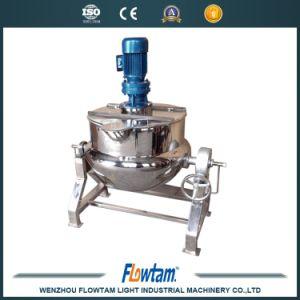 Cuiseur industriel de confiture de vapeur de veste d 39 acier inoxydable cu - Cuiseur vapeur industriel ...