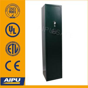 Gun Gunsafes/5 Storage /Double Bitted Key Lock de Cabinet/1400 x 320 x 320 (millimètre)
