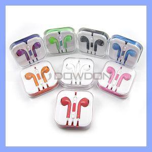 Farbe Earpods Kopfhörer für iPhone 6 Kopfhörer 6s 5 5s mit Mic und Lautstärkeregler