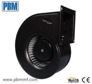Ventilador de ventilador centrífugo do Ec 140 com embalagem espiral