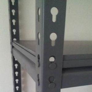 Angle de poin onnage d 39 tag re de haute qualit acier for Meuble d angle bureautique