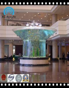 R servoir de poisson rond aquarium en verre sp cialis for Prix aquarium rond