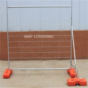 Australien-einziehbarer temporärer Zaun (Fabrik)